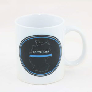 Tasse DEUTSCHLAND OVAL thin blue line 300x300 - Tasse SPARTANER thin blue line