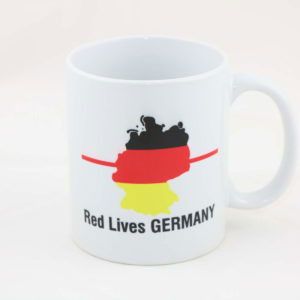 Tasse DEUTSCHLAND thin red line 300x300 - Tasse MY LIFE thin red line