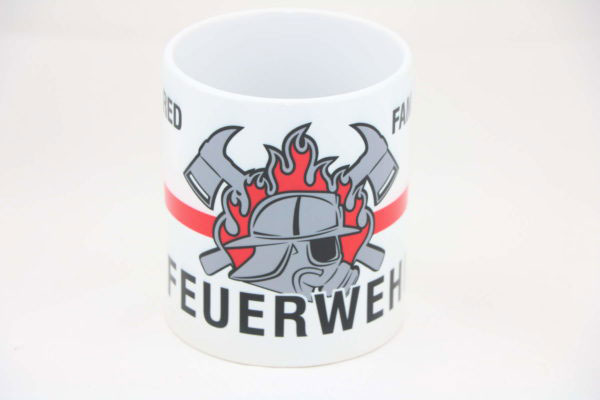 Tasse_FEUERWEHR_RED_FAMILY_thin_red_line