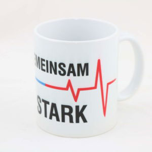 Tasse GEMEINSAM STARK thin blue  red line 2 300x300 - Home