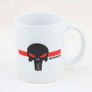 Tasse SCHAEDEL thin red line 300x300 - Tasse SCHÄDEL thin red line